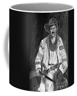 Pat Garrett 2 Coffee Mug by Bob Pardue