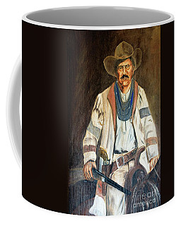 Pat Garrett Coffee Mug by Bob Pardue