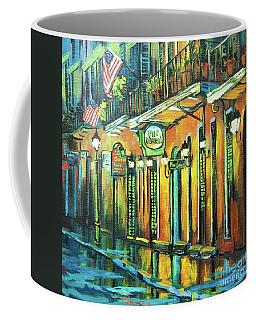 Pat O Briens Coffee Mug