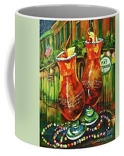 Pat O' Brien's Hurricanes Coffee Mug