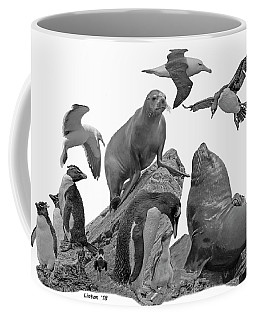 Patagonian Wildlife Coffee Mug