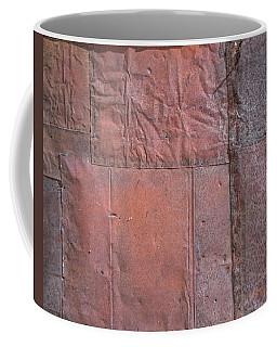 Patchwork Tin Coffee Mug