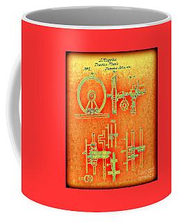Patent One Traction Wheels Coffee Mug