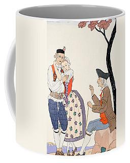 Paternal Blessing  Coffee Mug