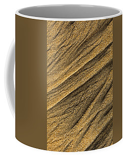 Paterns In The Sand Coffee Mug