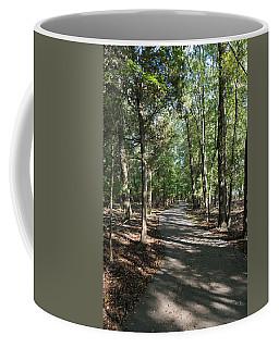 Path Around Lake Coffee Mug