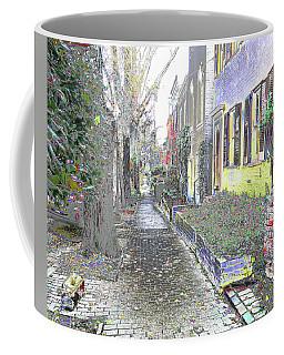 Path Beyond Coffee Mug