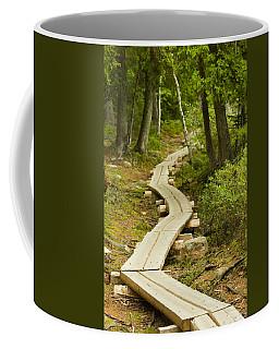 Path Into Unknown Coffee Mug