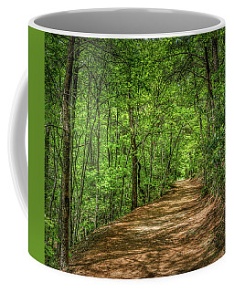 Path Less Travelled Coffee Mug