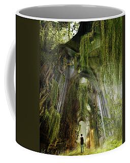 Path To Inner Peace Coffee Mug