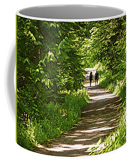 Path To Paradise Coffee Mug
