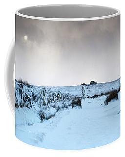 Path To South Hessary Tor II Coffee Mug