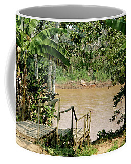 Path To The Amazon River Coffee Mug