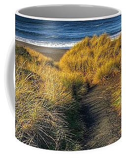 Path To The Beach Coffee Mug