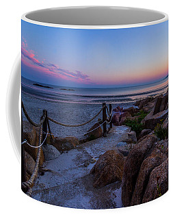 Path To The Beach Coffee Mug by Tim Kirchoff