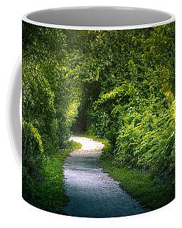 Path To The Secret Garden Coffee Mug