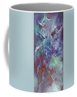 Pathway Of A Prayer Coffee Mug by Karen Kennedy Chatham