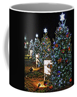 Coffee Mug featuring the photograph Pathway Of Peace by Suzanne Stout