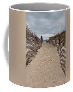 Pathway To The Beach Coffee Mug