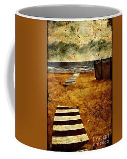 Pathway To The Sea II Coffee Mug