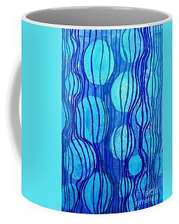 Pathways Abstract 1 Coffee Mug
