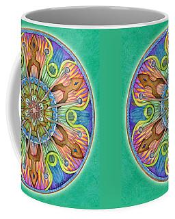 Patience Mandala Coffee Mug