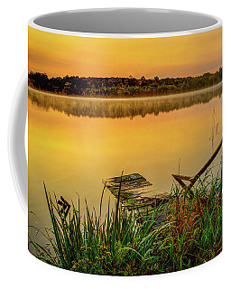 Patient Pier Coffee Mug
