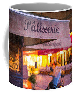 Patisserie - Paris Art Print Coffee Mug