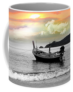 Patong Beach Coffee Mug