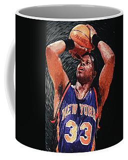 Patrick Ewing Coffee Mug