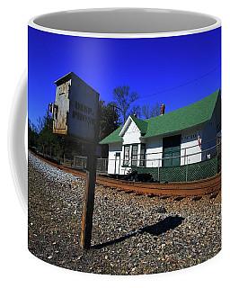 Patrick South Carolina Depot Coffee Mug