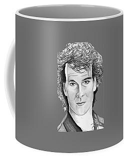 Patrick Swayze Coffee Mug