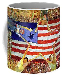 Patriot Act Coffee Mug
