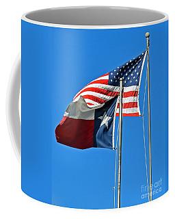 Patriot Proud Texan  Coffee Mug