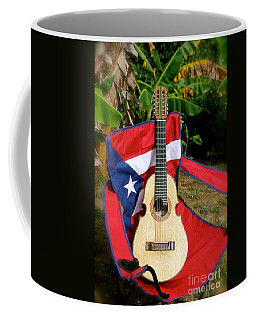 Coffee Mug featuring the photograph Patriotic Cuatro by The Art of Alice Terrill