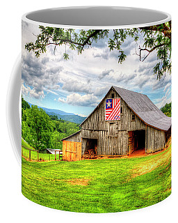 Patriotic Emblem Coffee Mug
