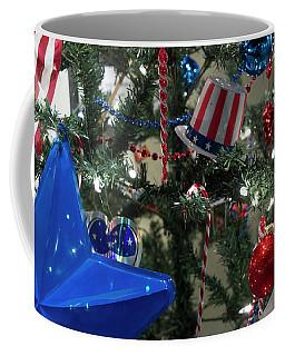 Patriotic Holiday Coffee Mug