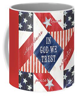 Patriotic Quilt 2 Coffee Mug