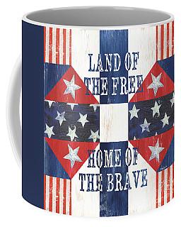 Patriotic Quilt 4 Coffee Mug