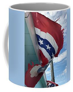 Patriotic Wave Coffee Mug