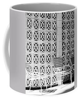 Pattern Recognition Palm Springs Coffee Mug