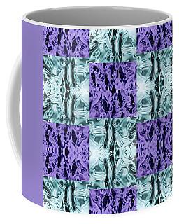 Ultra Violet  And Water  Coffee Mug