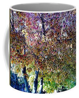 Patterned Metamorphosis Coffee Mug