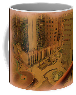 Patterns In Architecture Coffee Mug
