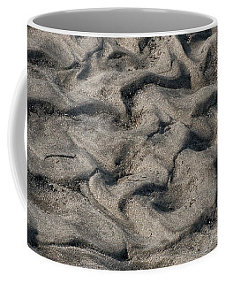 Patterns In Sand 6 Coffee Mug