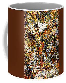 Coffee Mug featuring the photograph Patterns In Stone - 207 by Paul W Faust - Impressions of Light