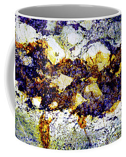 Patterns In Stone - 212 Coffee Mug by Paul W Faust - Impressions of Light