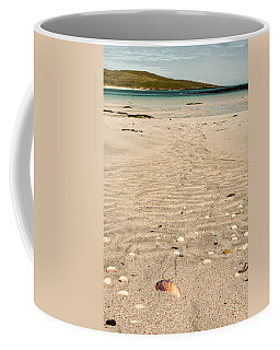 Patterns In The Sand Coffee Mug