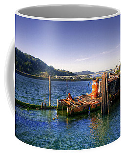 Patterson Bridge Oregon Coffee Mug