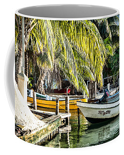 Coffee Mug featuring the photograph Patty Lou by Lawrence Burry
